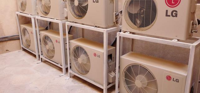 Hűtő-, légtechnikai rendszerszerelő és Hűtő-, klíma- és hőszivattyú berendezés-szerelő OKJ képzés Kecskeméten