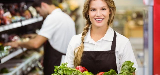 Élelmiszer-, vegyiáru eladó OKJ képzés + Konfliktuskezelés a kereskedelemben képzés Kecskeméten